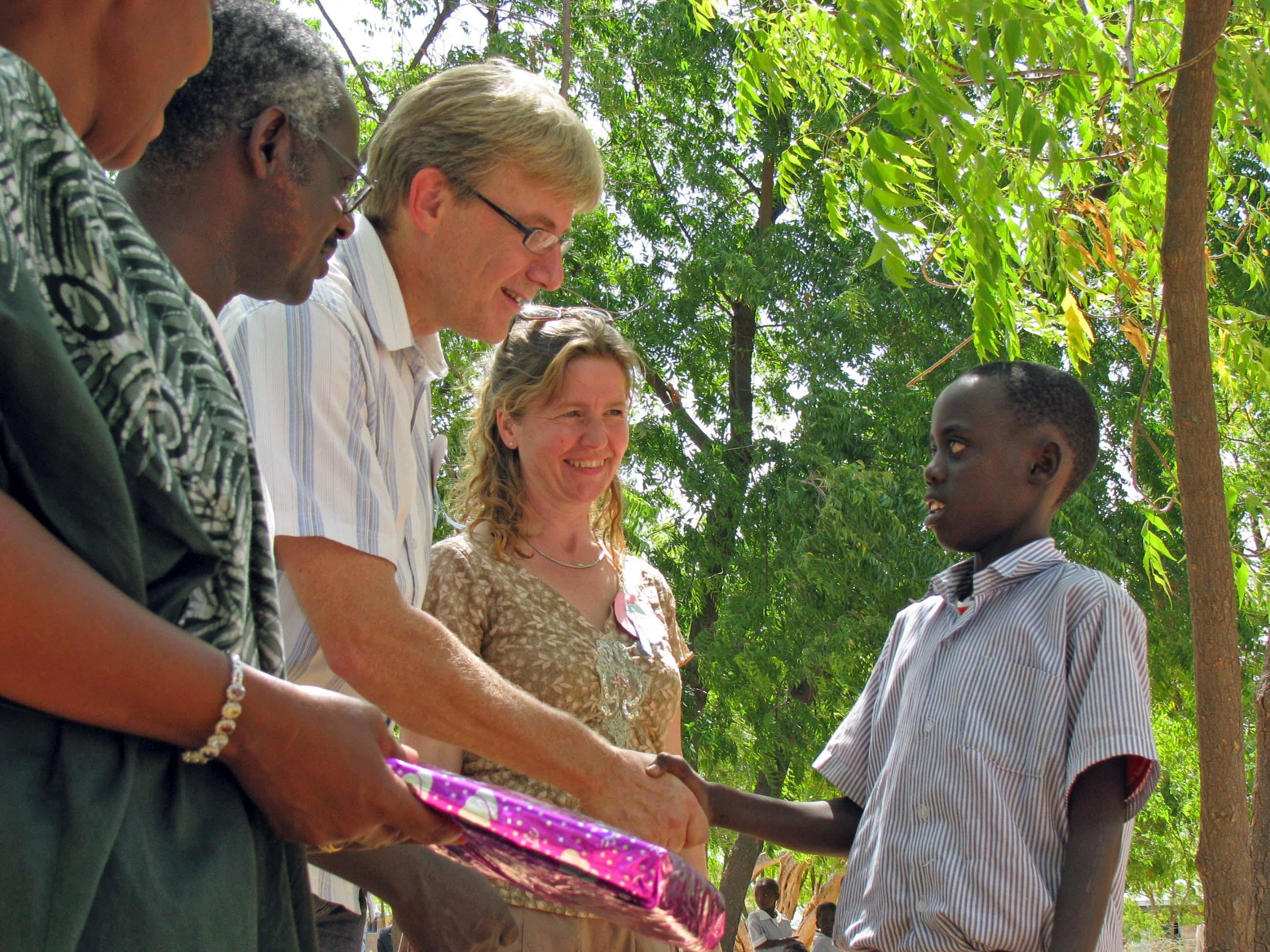 Dorrit og Torben fadderskabsprojekt for børn med særlige behov