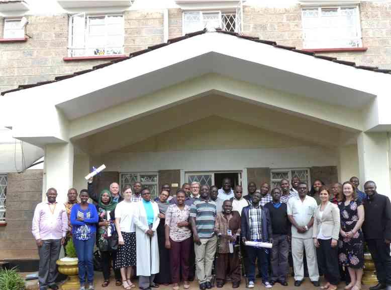 IAS lokale partnere i Afrika