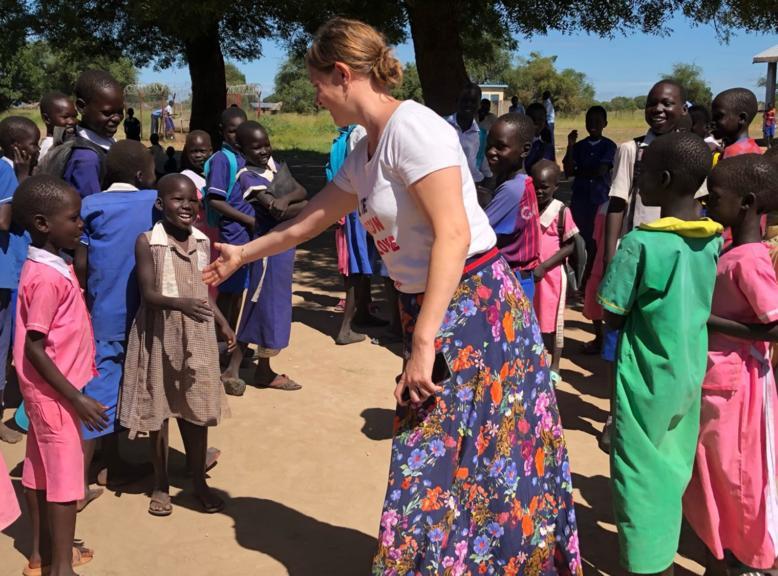 I Sydsudan er sandsynligheden større for, at en pige dør ved at give fødsel, end at hun gennemfører grundskolen