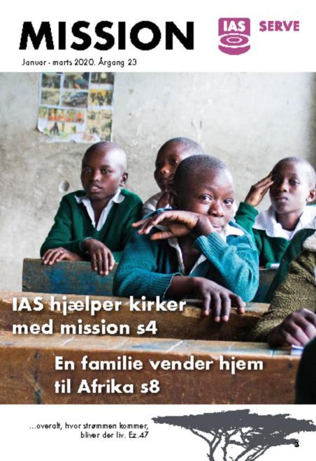 Serve MISSION jan-mar 2020