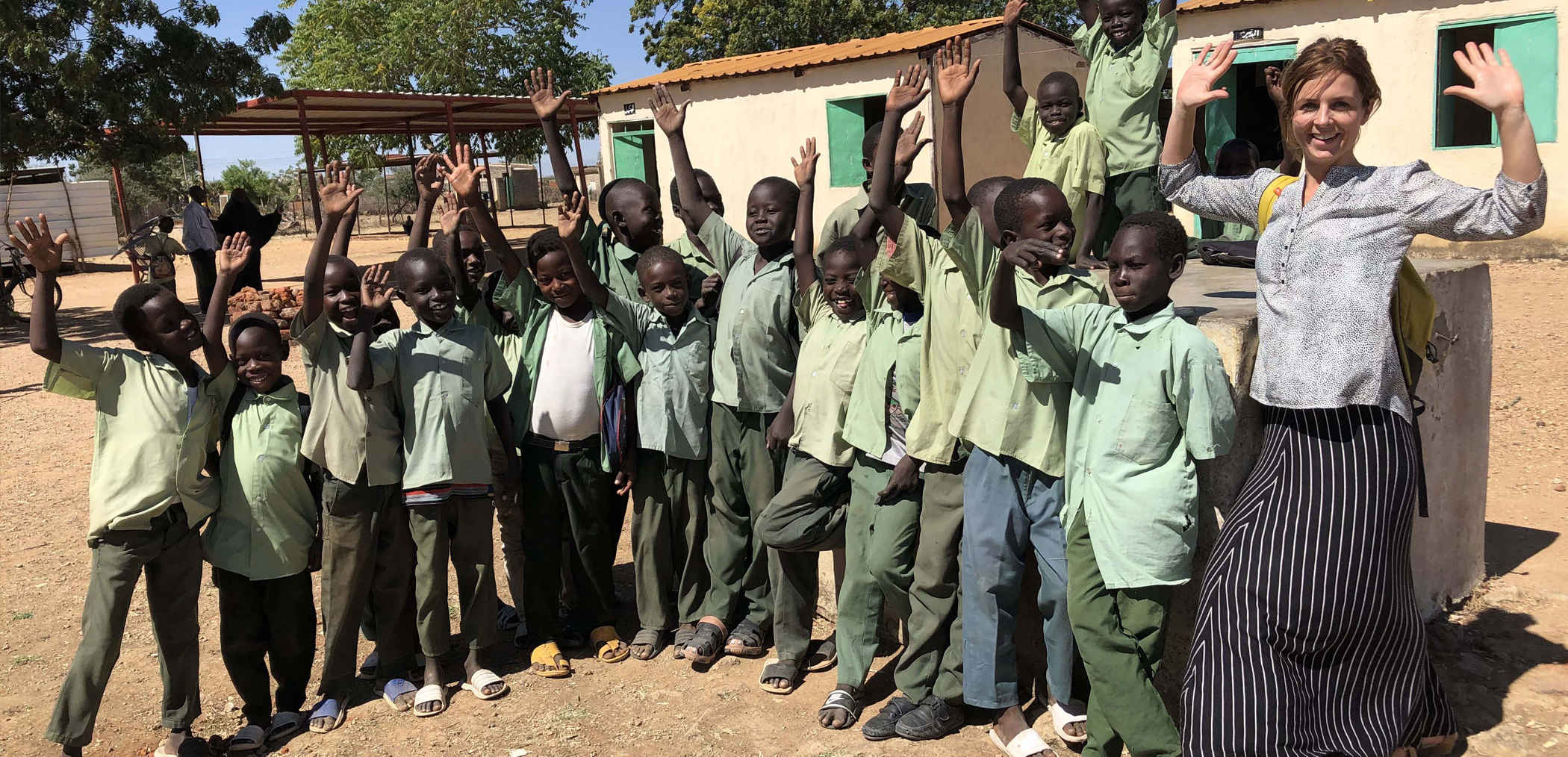 Alle børn skal have lov at gå i skole